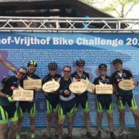 Team WTV-Alphen rijdt Vrijthof – Vrijthof Bike Challenge 2019