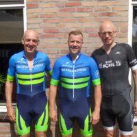 Niels Wouters wint individuele tijdrit in Alphen!